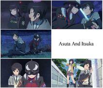 Asuta And Itsuka
