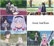 Asuta And Kate
