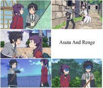 Asuta And Renge