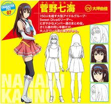 Character nanami