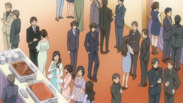 File:Chiaki and Yuu at the New Years Party ep06.jpg