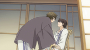 Yuu confesses to chiaki