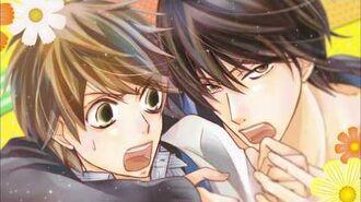 Manga volume 12 commercial