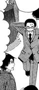 Kusagawa manga walks over
