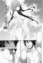 Sekirei manga chapter 115