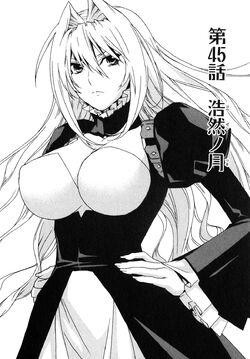 Sekirei manga chapter 045