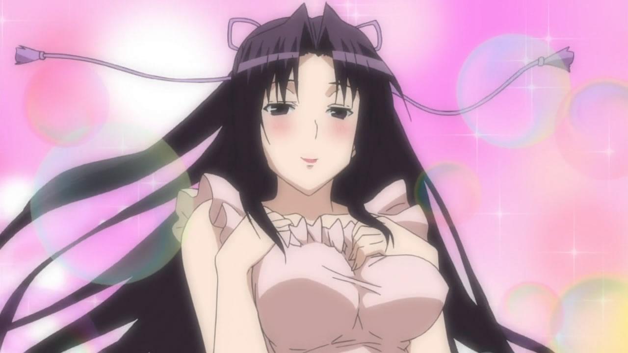 Anime sekirei boobs measurements gif