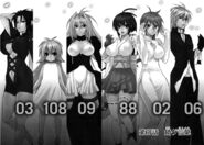 Sekirei manga chapter 067