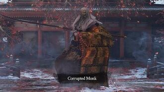 Sekiro™ Shadows Die Twice Corrupted Monk