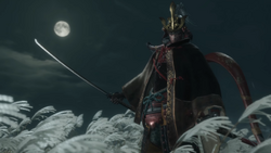 Genichiro del Clan Ashina