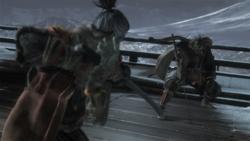 Sekiro vs Genichiro