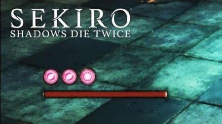 3 ячейка (кружок) Возрождения в Sekiro (Секиро)