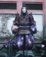 Элитная воительница клана Оками