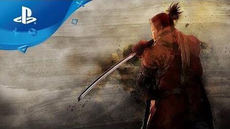 Sekiro Shadows Die Twice - Offizieller Launch Trailer deutsch PS4