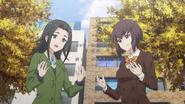 Hanayo Unjoh and Midori Ichikawa