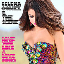 Love You Like A Love Song Single Cover