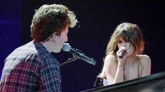 Charlie Puth & Selena Gomez - We Don't Talk Anymore -Official Live Performance-