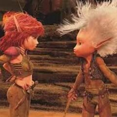 Arthur and Selenia