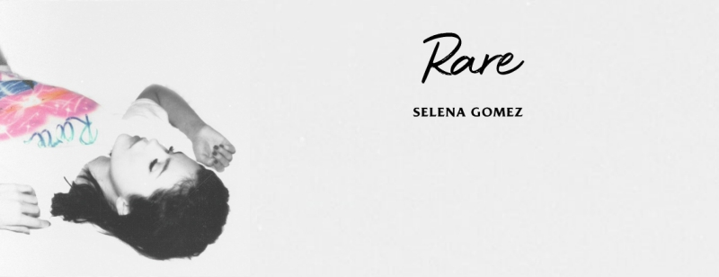 Selena gomez Rare album banner