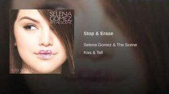 Selena Gomez & The Scene - Stop & Erase