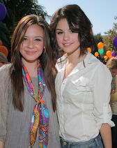Selena Gomez and Malese Jow