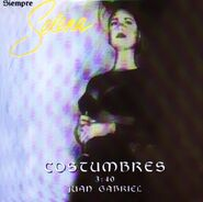 Costumbres (CD Single)