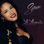 Selena-La Llamada (CD Single)-Frontal