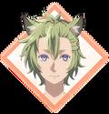 Retrato de anime Sarutobi Sasuke