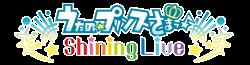 Wordmark shining-live