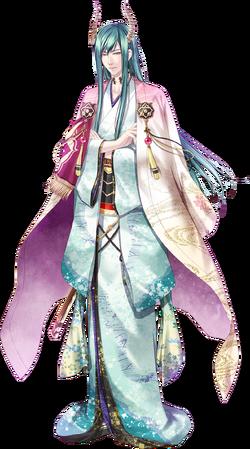 Mouri Motonari b