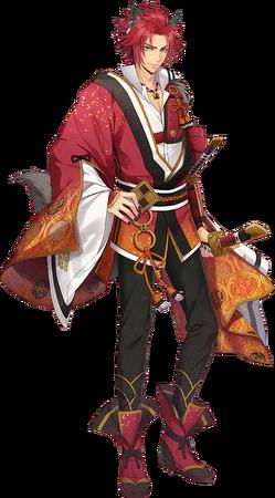 Takeda Shingen b