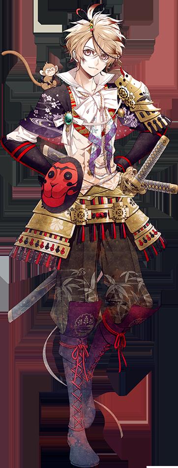 Toyotomi Hideyoshi b