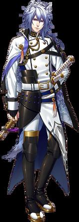 Uesugi Kenshin b