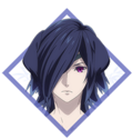 Fecha Masamune retrato de anime