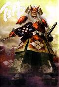 Shingen takeda SW1