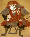 Shingen Takeda painting