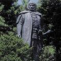 Statue of Kenshin Uesugi