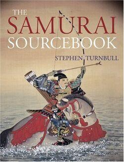 Stephen Turnball the Samurai Source book