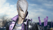 Mitsunari and his Army