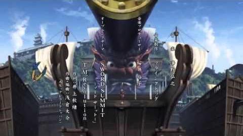 Sengoku Basara Samurai Kings Season 2 Opening