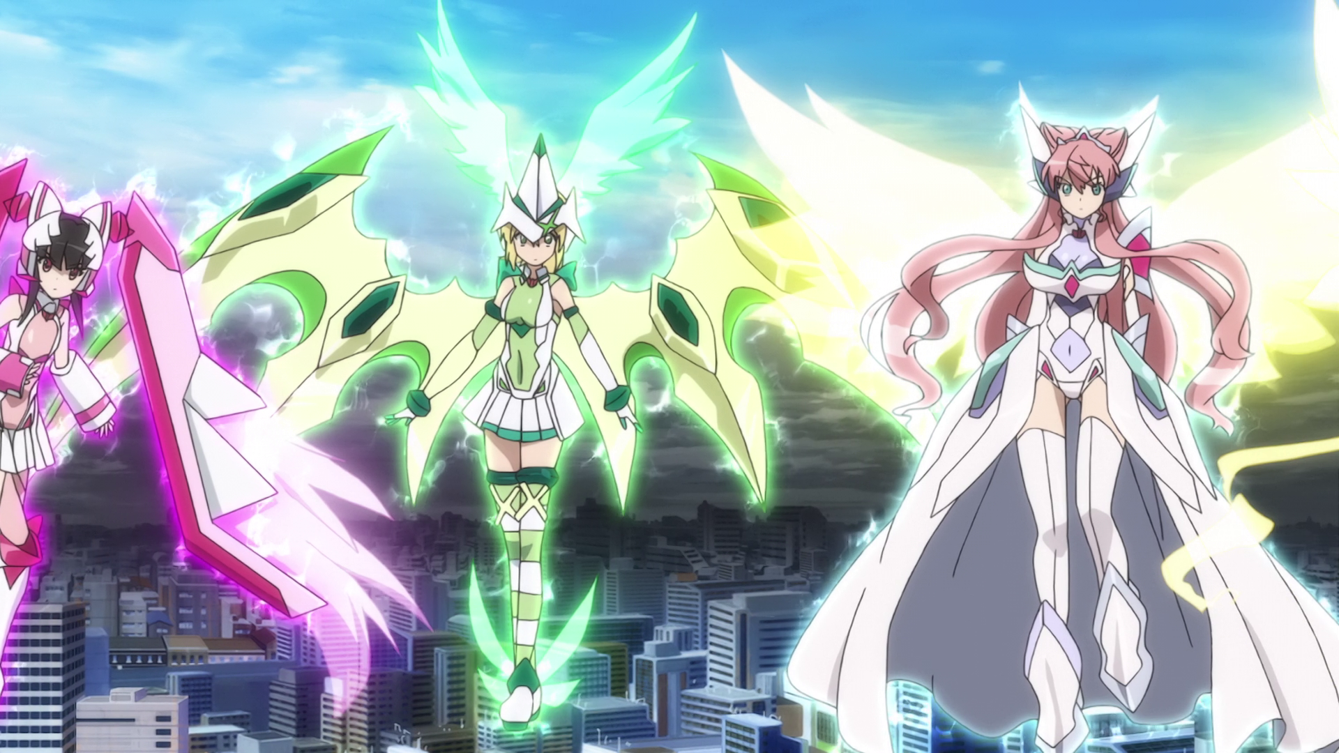 [Anime do Mês] - Senki Zesshou Symphogear 3/5 Latest?cb=20170903122038