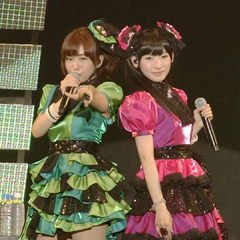 Ai and Yoshino singing <a href=