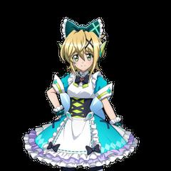 Kirika's Wonderland Gear