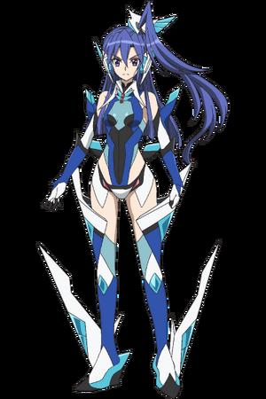 Tsubasa Symphogear XV