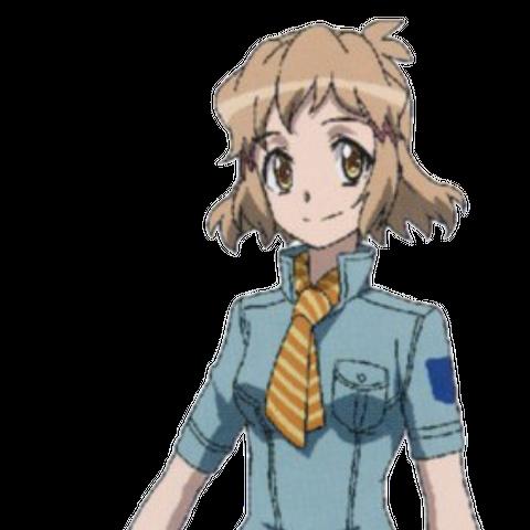 Hibiki's S.O.N.G. uniform