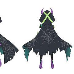 Kirika's Halloween Gear