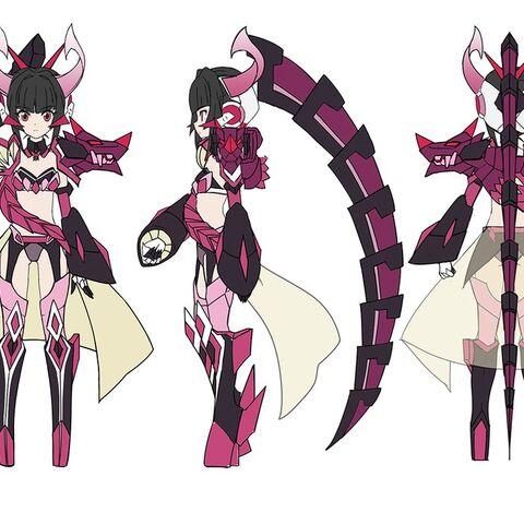 Shirabe's Dragon Gear
