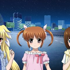 Fate, Nanoha & Hayate Normal Form 2