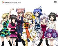 Symphogear Live 2013 Cover
