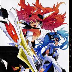 Kanade and Tsubasa poster